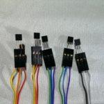 Dallas DS18B20 lämpösensoreita